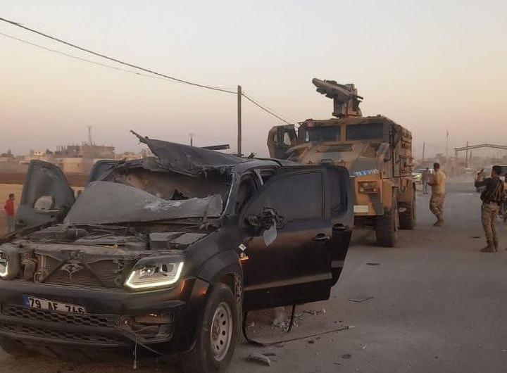 مقتل جنديين تركيين في ريف حلب