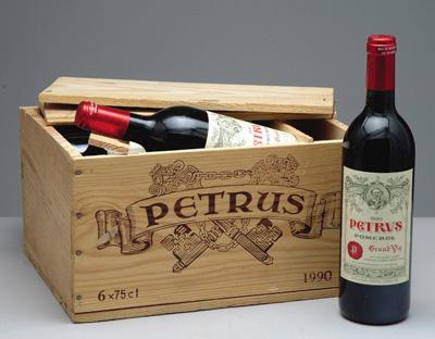 petrus vino