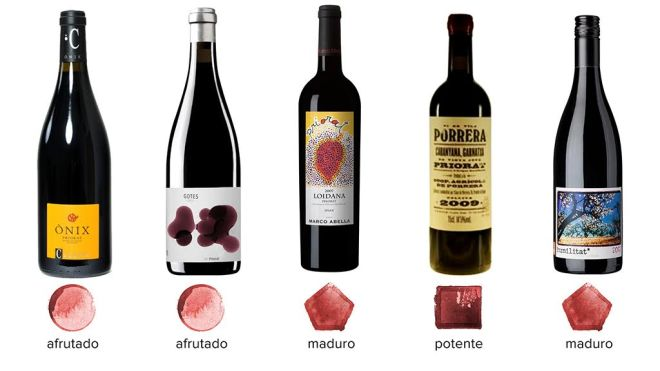 priorat vinos