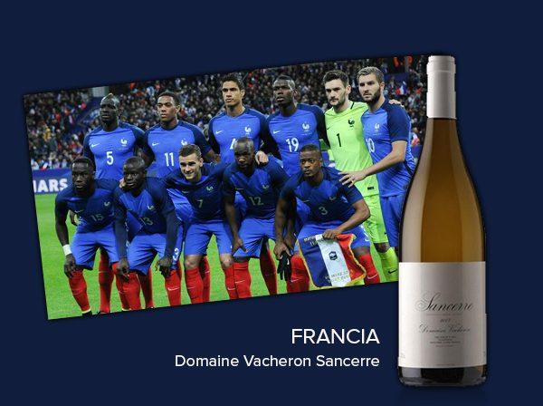 vino eurocopa futbol francia