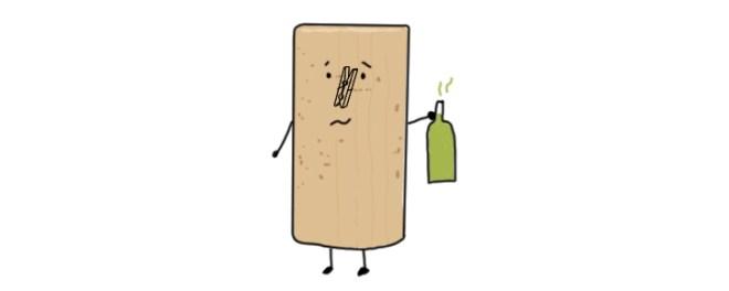 tapones de vino