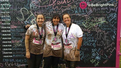 2016 Dirty Girl Mud Run