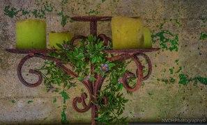 Rusty candlestick-3