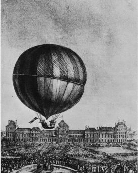 globo aerostático