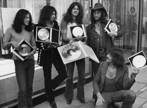 DEEP PURPLE (2/6)