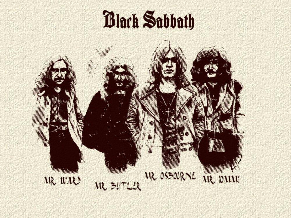 BLACK SABBATH (4/6)