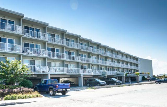 marina suites motel building design Steinle Construction Engineers Vandemark Lynch