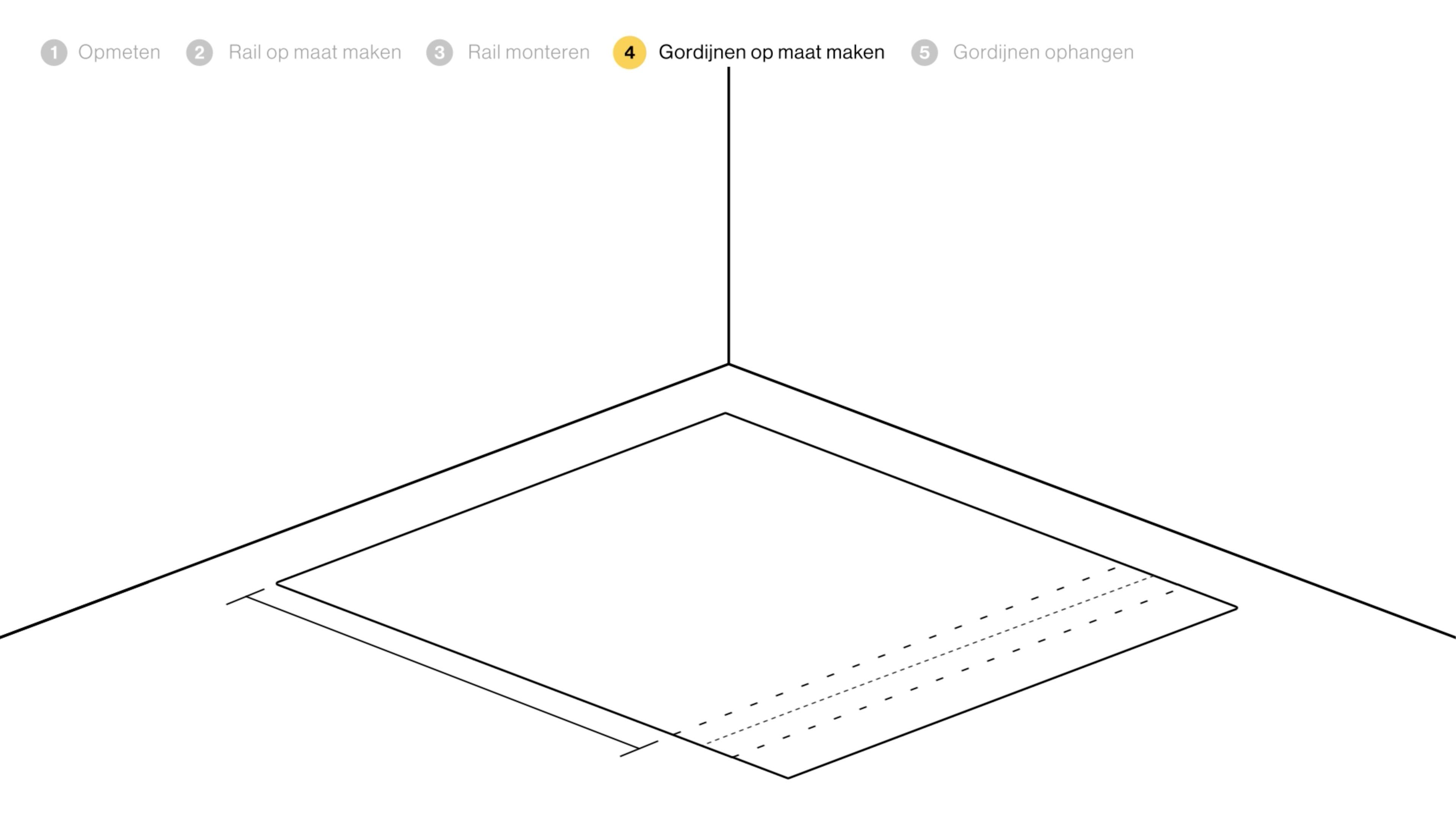 Stunning Gordijnen Korter Laten Maken Images - Huis & Interieur ...