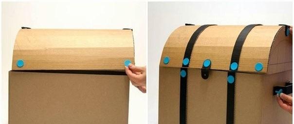 Caixa de madeira faz você mesmo