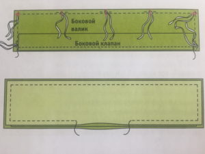Travesseiros-lados para um berço: como costurar suas próprias mãos