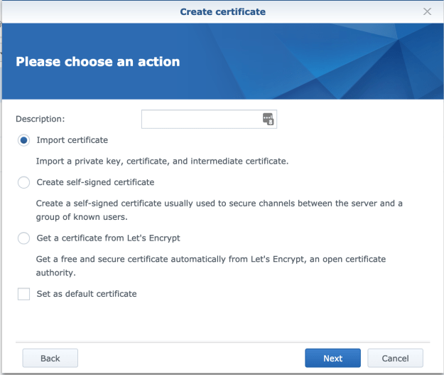 How to create a Let's Encrypt wildcard certificate on a