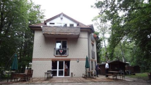 Garten des Hermann Ehlers Haus