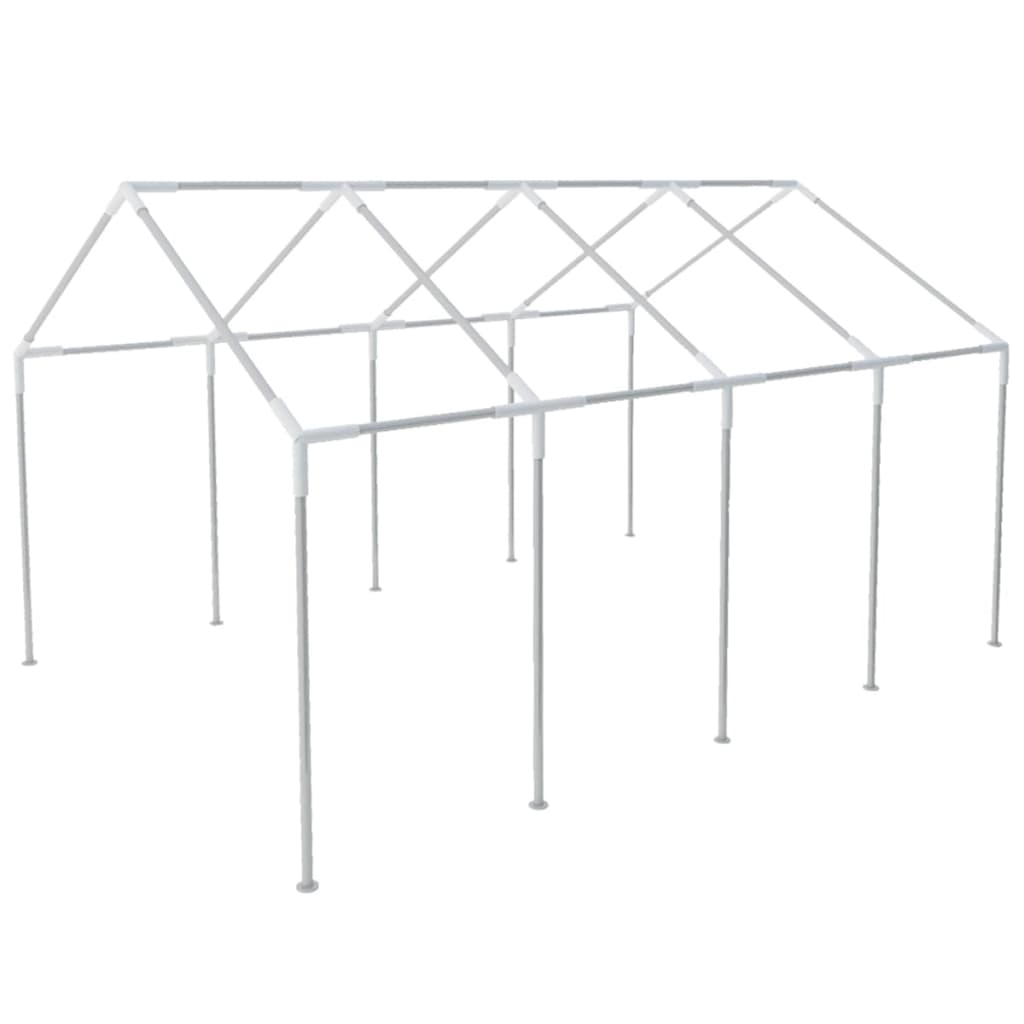 32 X16 13 X 26 Pe Party Tent Heavy Duty Carport Canopy