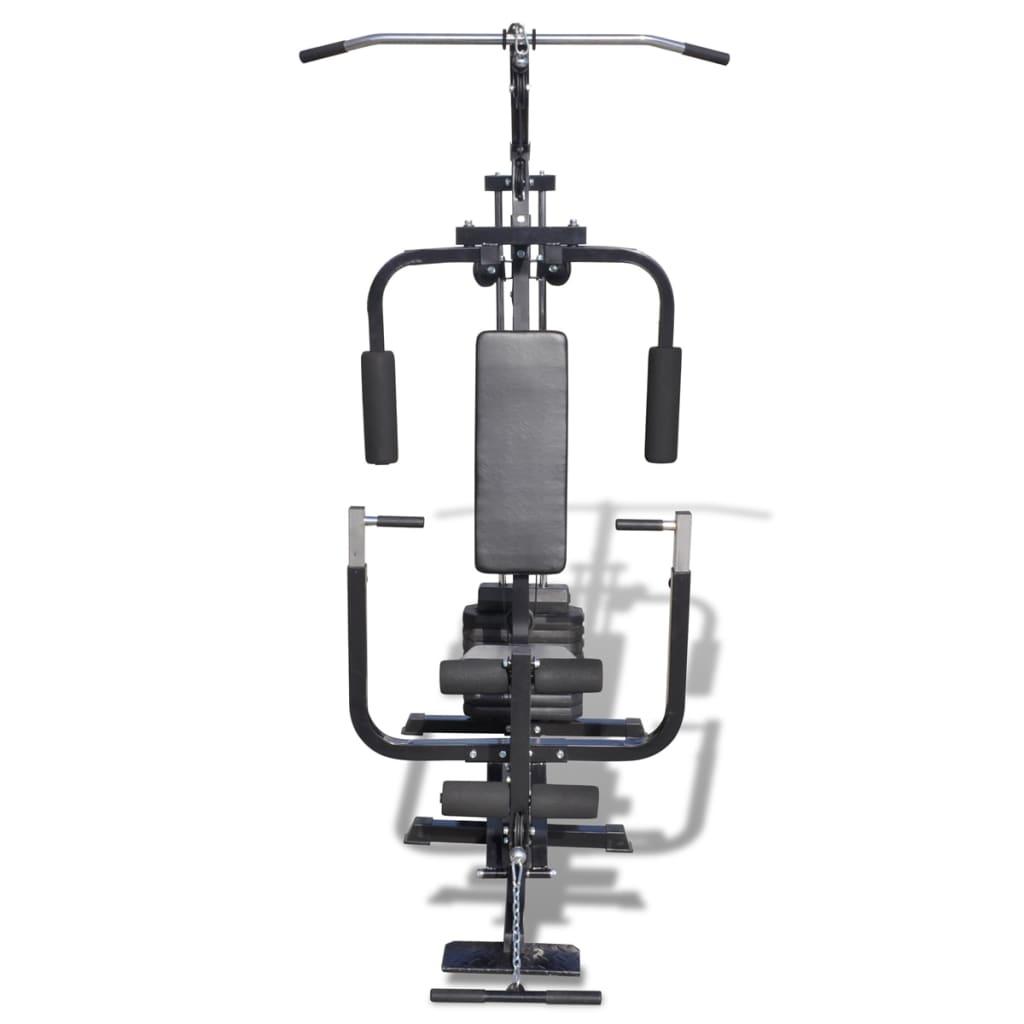 Maquina Multifuncional De Ejercicio Multiestacin Fitness