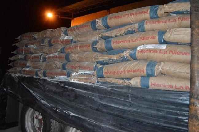 Resultado de imagen para contrabando de harina