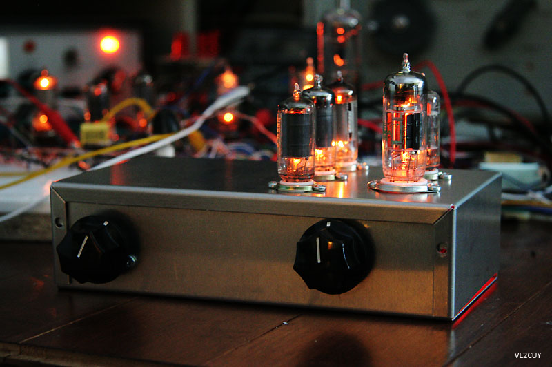 Project 4 Sw Tube Receiver