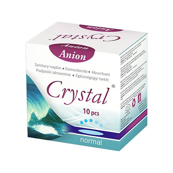 Anion Crystal Absorbante Normal