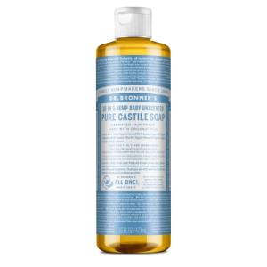 BABY UNSCENTED - săpun lichid - Dr. Bronner's 475