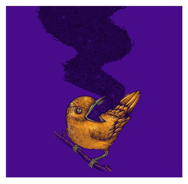 Bird Flu by Alex Solis