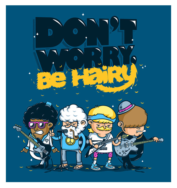 Don't worry by Reack