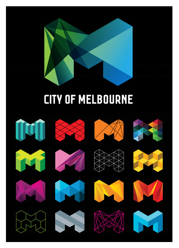 City of Melbourne by Ivana Martinovic, Jason Little, Malin Holmstrom, Jefton Sungkar