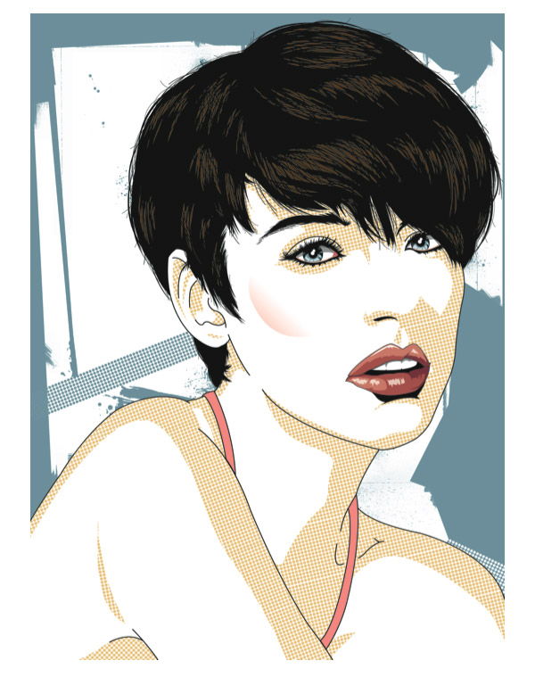 Fashion Illustrations by Stephen Williams