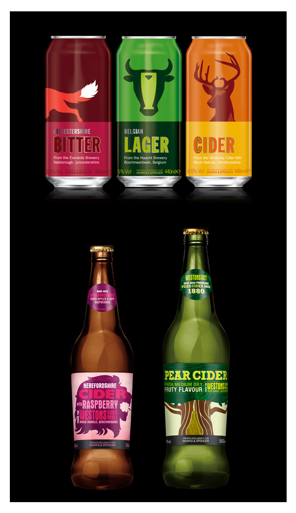 M&S launches new Beer & Cider range