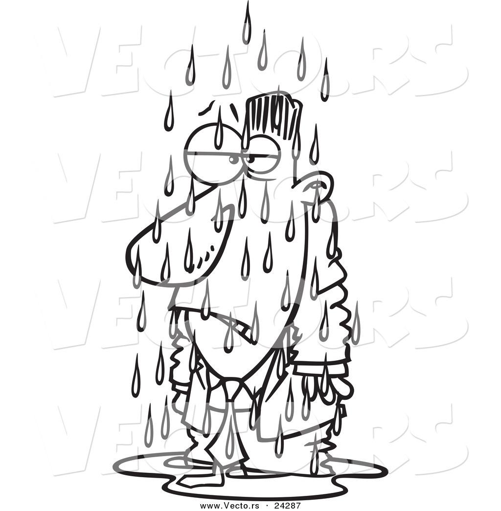 Royalty Free Rain Stock Designs