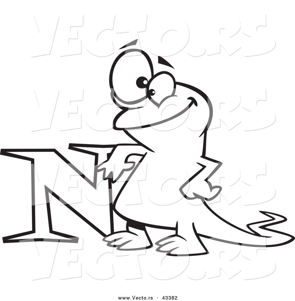 Royalty Free Newt Stock Designs