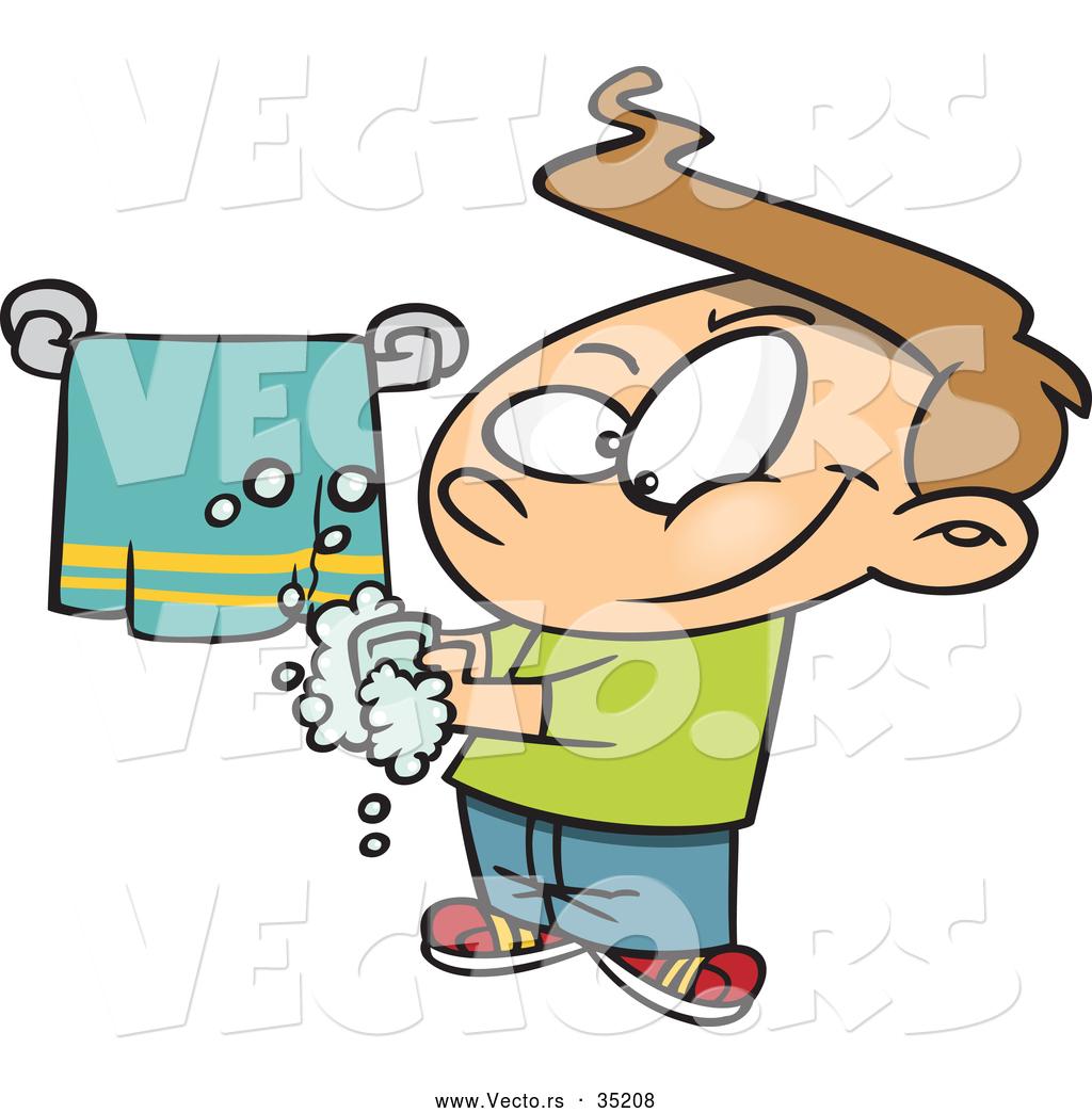 Funny Hand Hygiene Cartoons