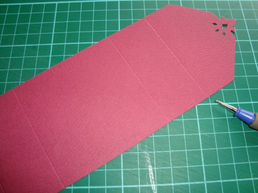 tea bag holder tutorial step 5