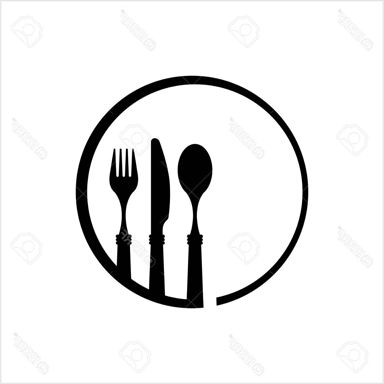 Fork Knife Spoon Vector At Vectorified