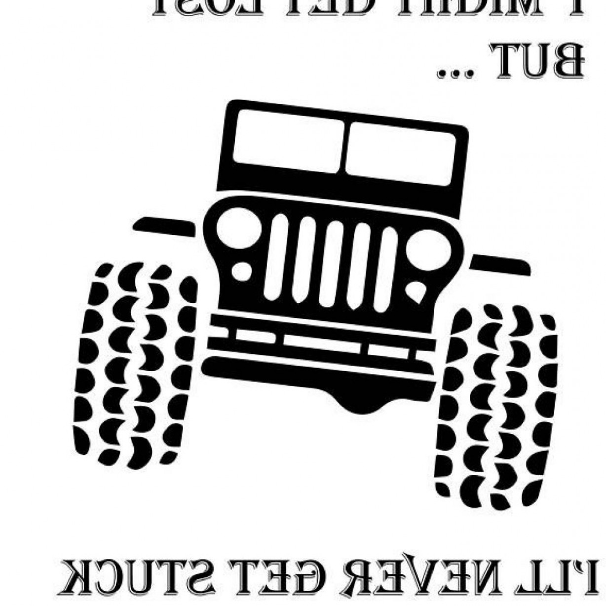 Jeep Wrangler Logo Vector At Vectorified
