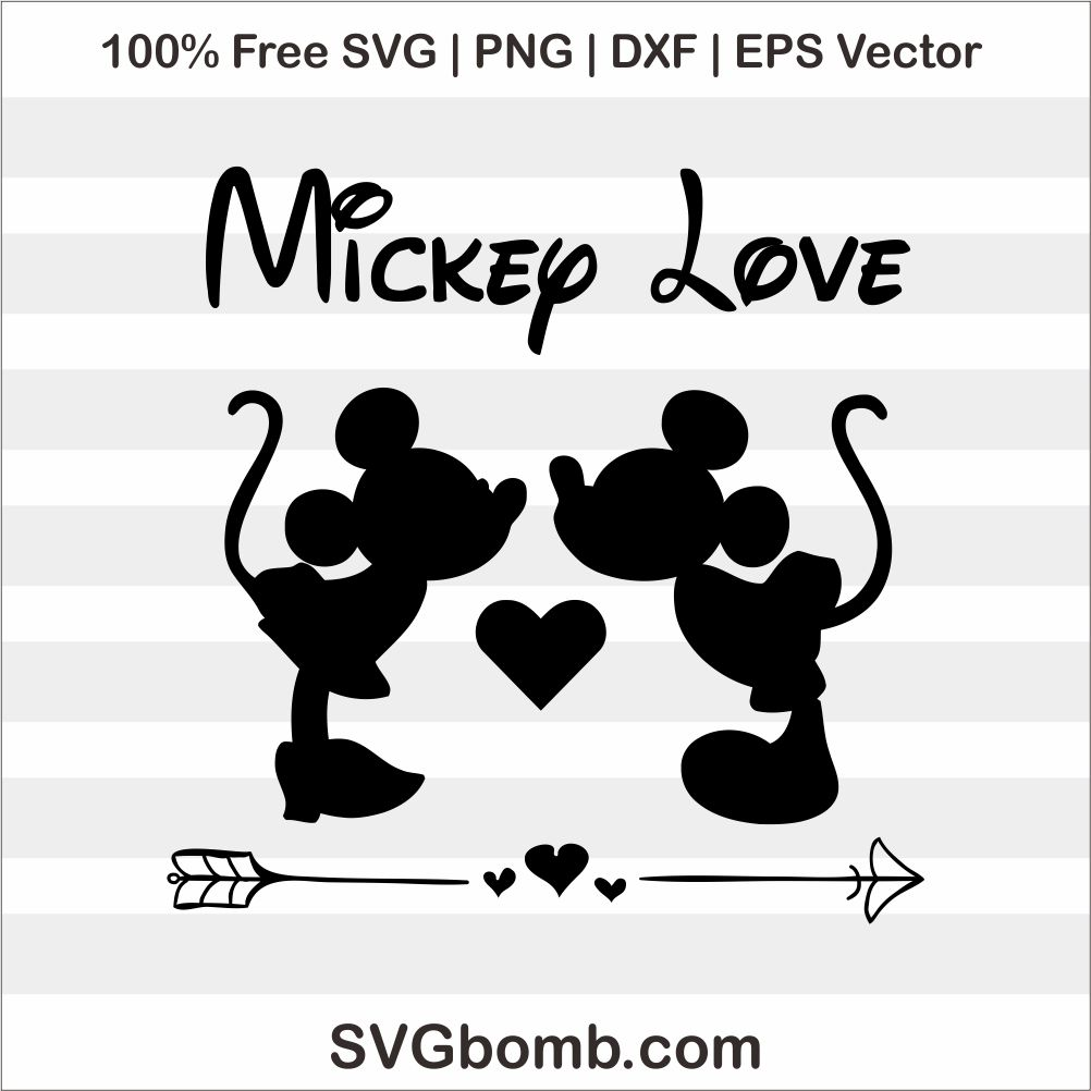 Download Mickey And Minnie Vector at Vectorified.com   Collection ...