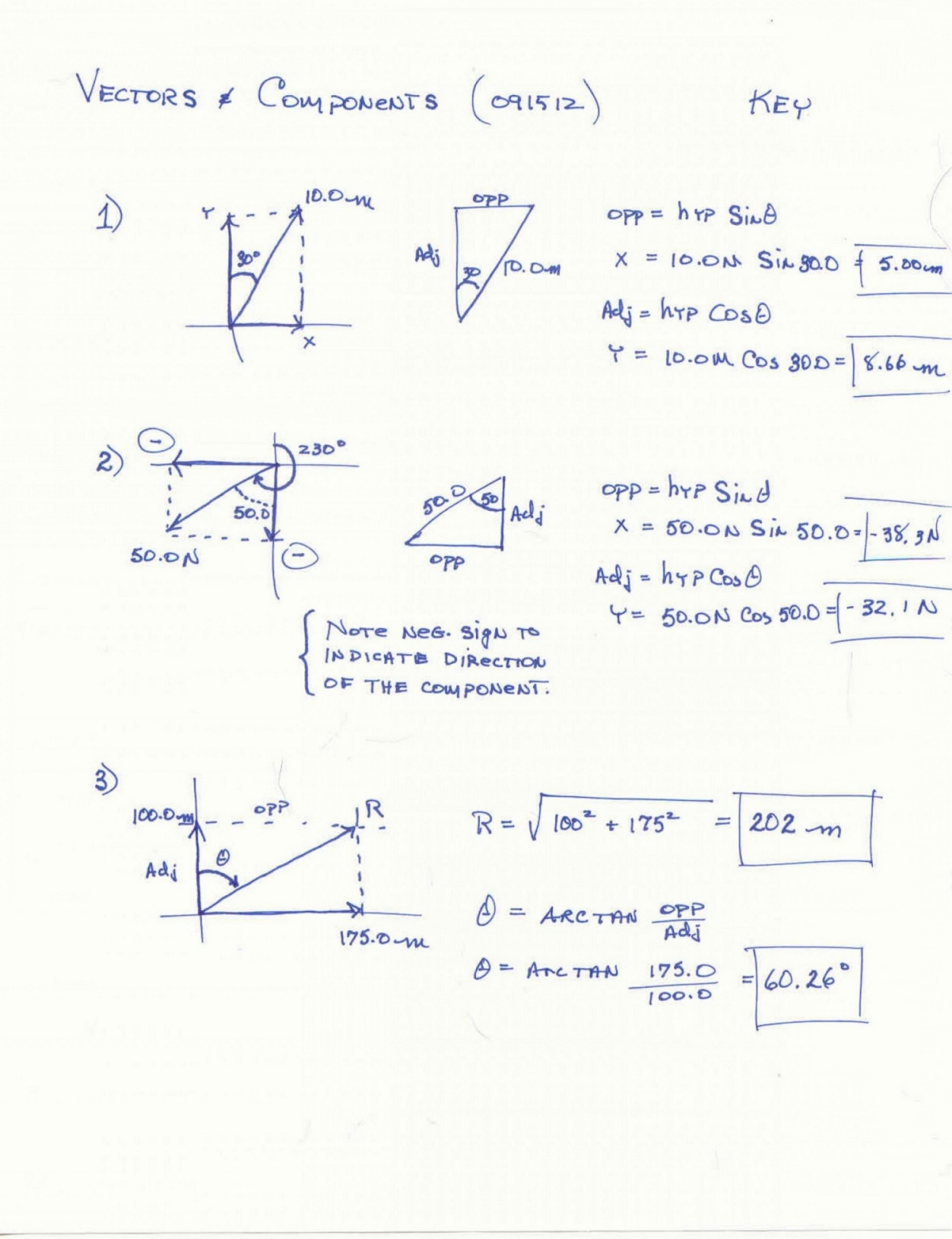 Vector Problems Worksheet At Vectorified