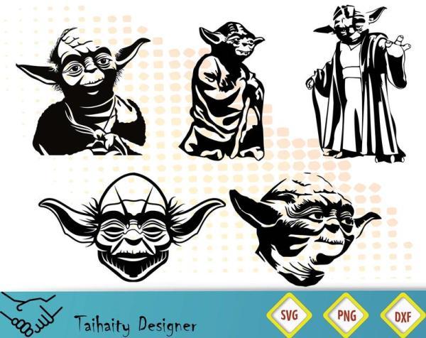 195 Yoda vector images at Vectorified.com