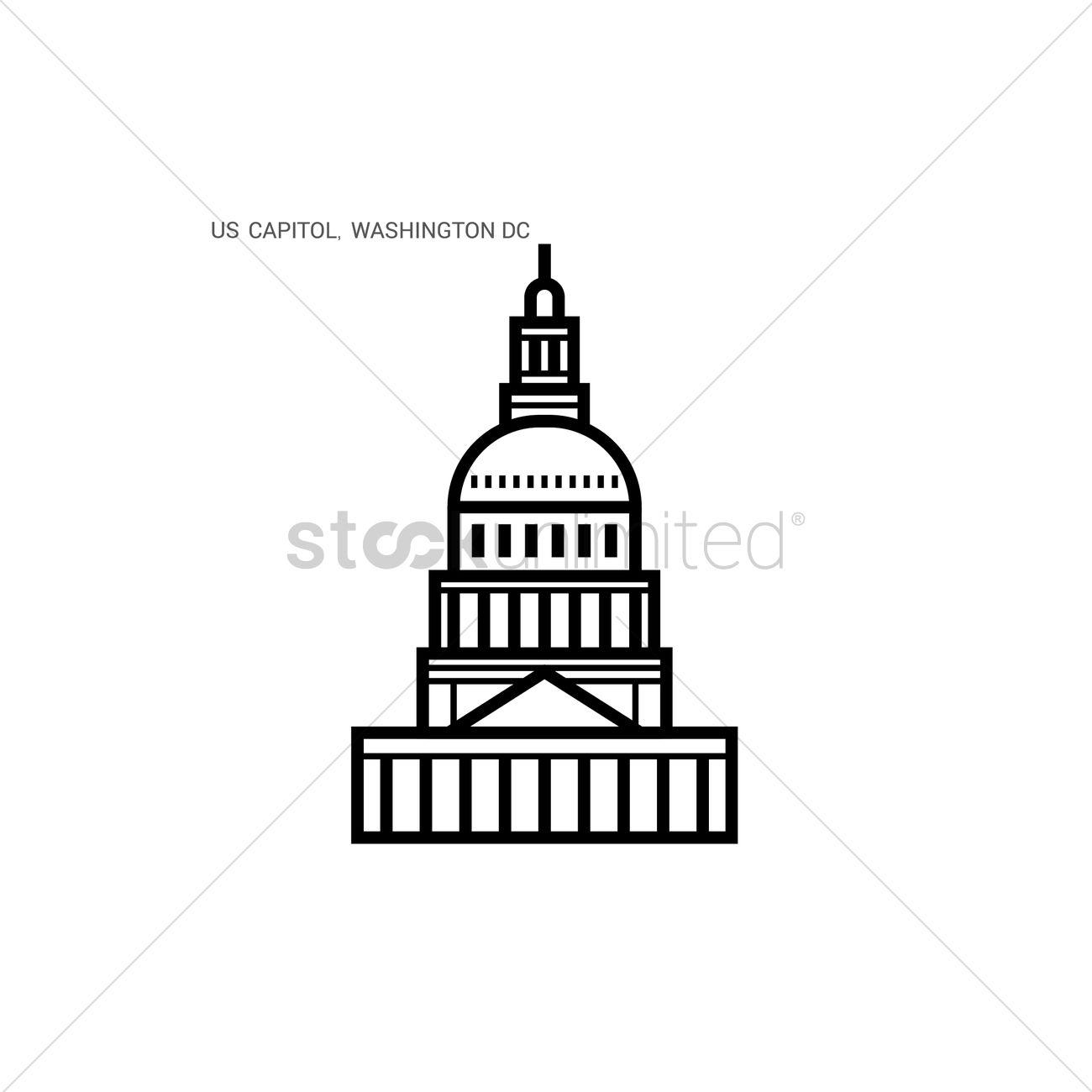 Washington Dc Vector At Vectorified