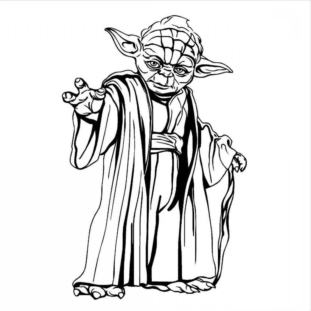 Yoda Vector Art At Vectorified