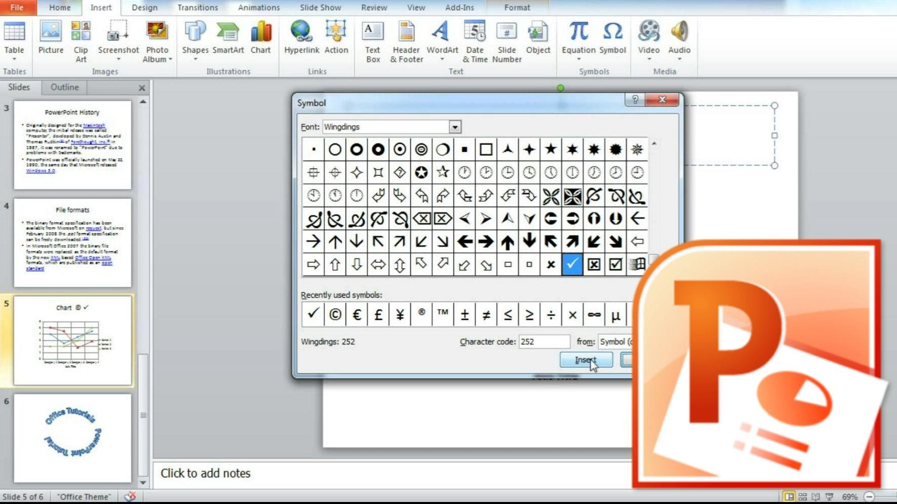Ms Powerpoint Icon At Vectorified
