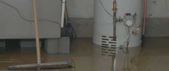 WATER DAMAGE CLEAN UP AND RESTORATION