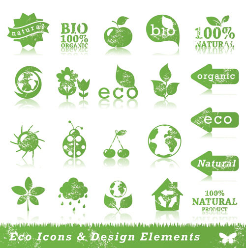 Stunning More Free Vectors For You Ecology Stickers