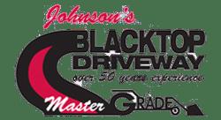 Johnson's Blacktop Driveway