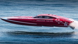 introduction 02 1 - JAGUAR AND VECTOR TAKE TO THE WATER WITH NEW PERFORMANCE PARTNERSHIP