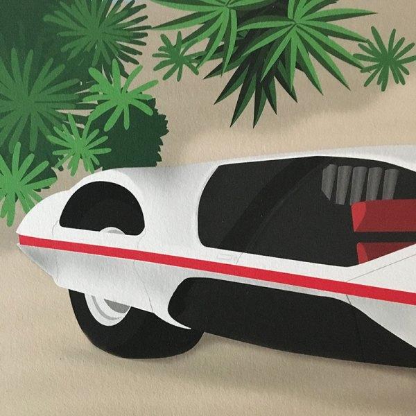 Tuscon Western Savings Ferrari Modulo