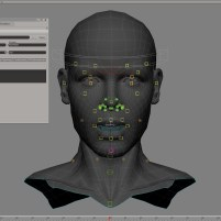 Writing point chache cache data of the Veda head in Softimage Face Robot
