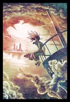 Atalaya entre las nubes