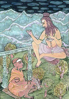 Vedic Yoga: The Path of the Rishi (Glimpse of upcoming book by Acharya David Frawley (Pandit Vamadeva Shastri.))