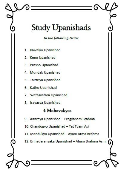 0 - Study Upanishad