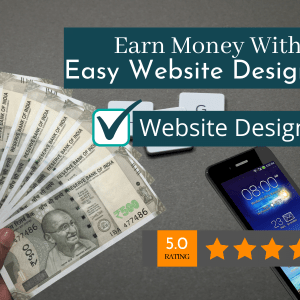 Easy Website Designing Course VedantSri