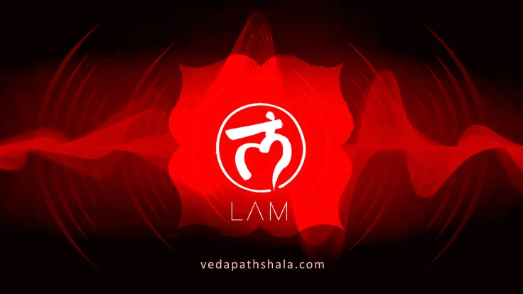 The sound of root chakra - LAM